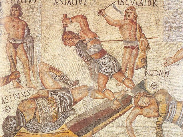 Famous Gladiators of Ancient Rome
