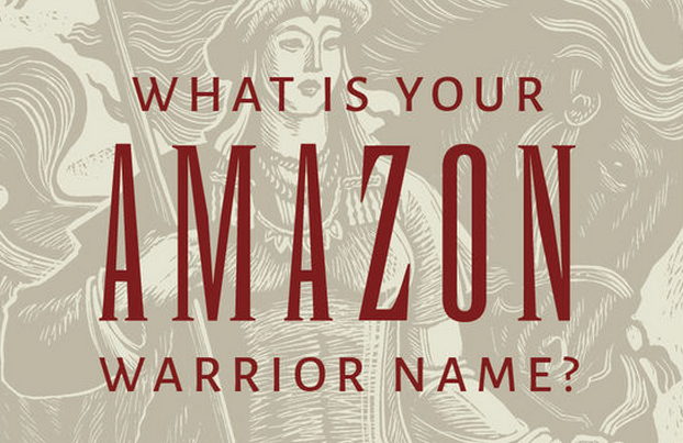 what is amazon name