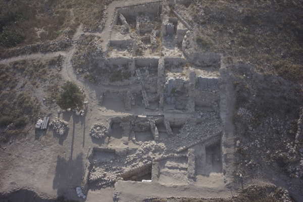Archaeologists discover the gates to Gath, home of Goliath