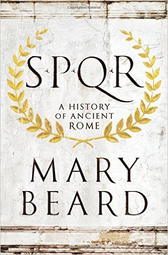 Books: SPQR - Mary Beard