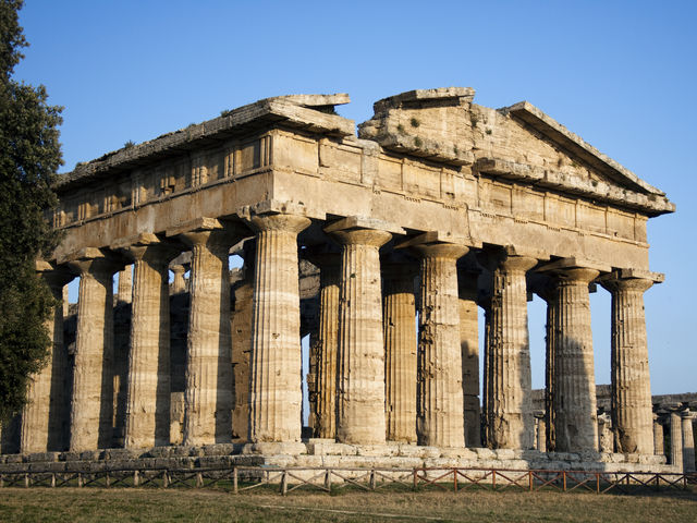 Which Temple Of Ancient Greece Are You